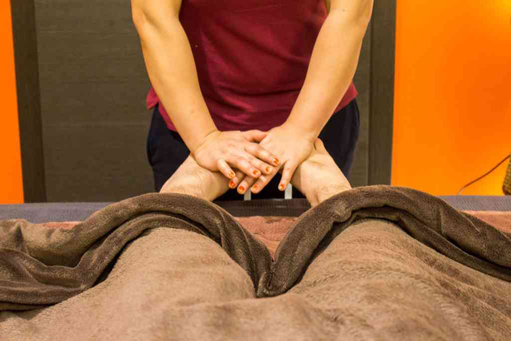 Thai Fuß Massage - bei My Thai Massage Köln